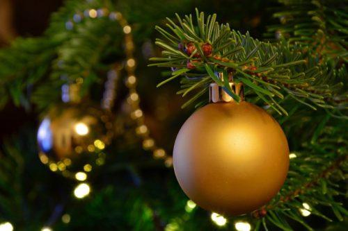 Decorazioni natalizie: le palline di Natale